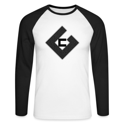 GC - Men's Long Sleeve Baseball T-Shirt