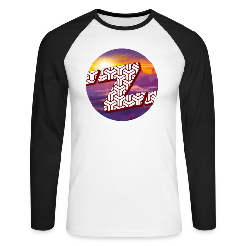 Zestalot Designs - Men's Long Sleeve Baseball T-Shirt