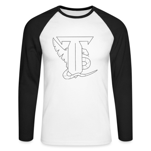 TOONE - # 1 - T-shirt baseball manches longues Homme