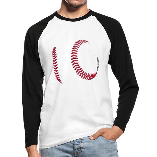 ball-nah_01t - Männer Baseballshirt langarm
