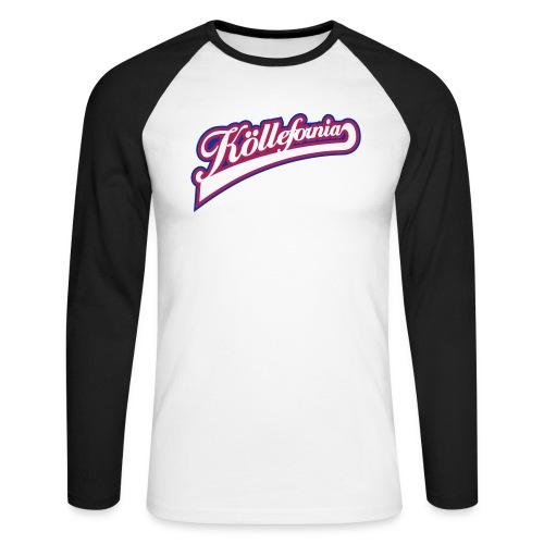 KölleforniaBaseball - Männer Baseballshirt langarm