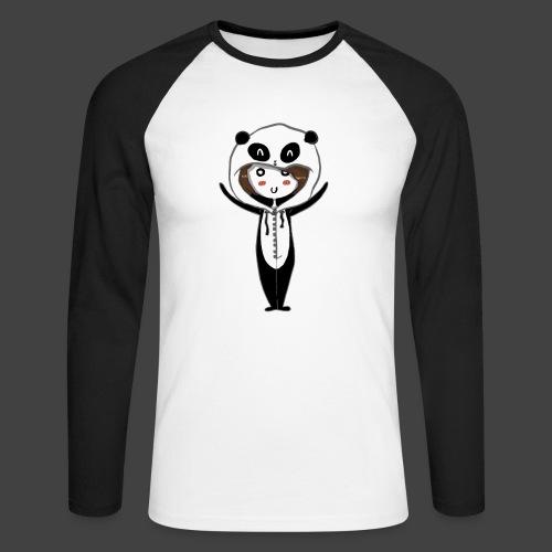 Pungu - Men's Long Sleeve Baseball T-Shirt
