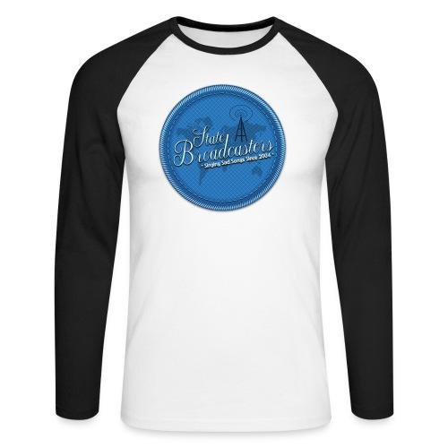 Singing Sad Songs Sing 2004 - Men's Long Sleeve Baseball T-Shirt