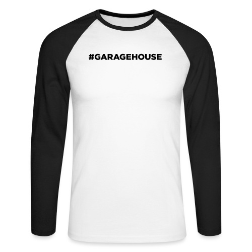 garagehouse - Men's Long Sleeve Baseball T-Shirt