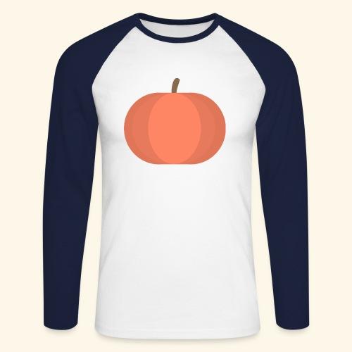 Pumpkin - T-shirt baseball manches longues Homme
