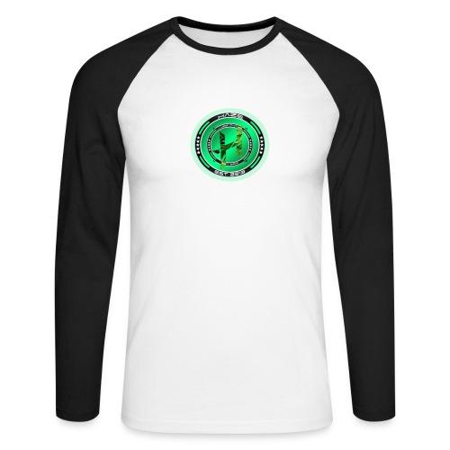 HaZe Nation Logo - Männer Baseballshirt langarm