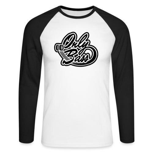 vectoriel t shirt - T-shirt baseball manches longues Homme