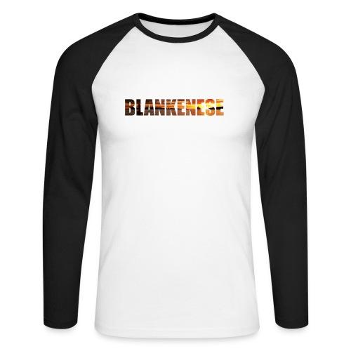Blankenese Hamburg - Männer Baseballshirt langarm