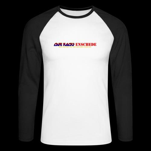 RNR All Nite - Mannen baseballshirt lange mouw