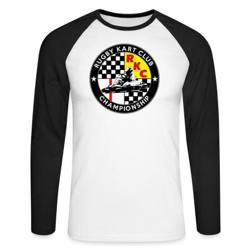 RKC PATCH png - Men's Long Sleeve Baseball T-Shirt
