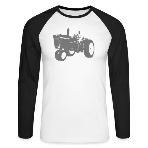 4010 - Men's Long Sleeve Baseball T-Shirt