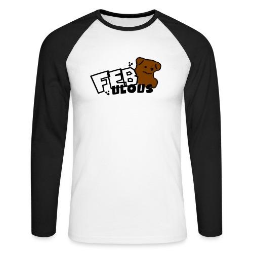 SOGailjaja - Men's Long Sleeve Baseball T-Shirt