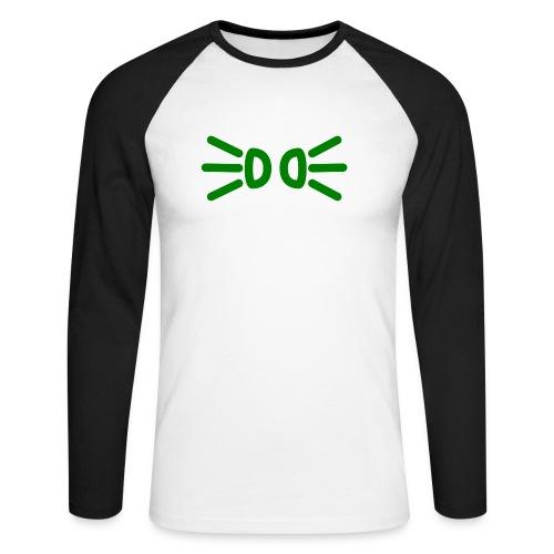 Parking Light - Men's Long Sleeve Baseball T-Shirt