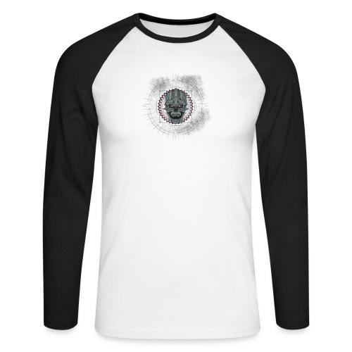 Premium - T-shirt baseball manches longues Homme