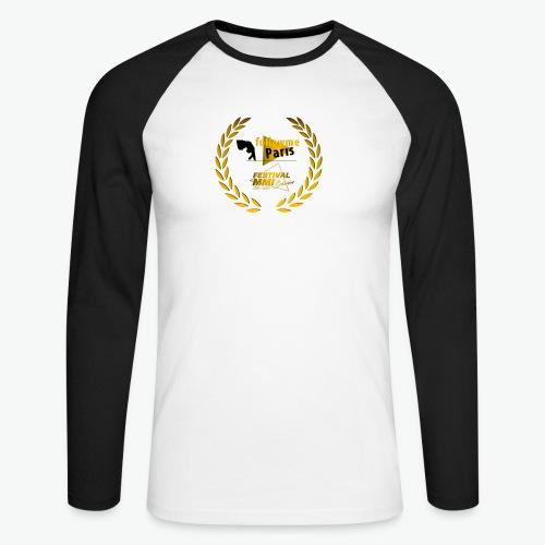 Followme Paris lauréat Festival MMI Béziers - T-shirt baseball manches longues Homme