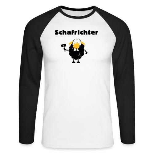 Schafrichter (Richter) - Männer Baseballshirt langarm