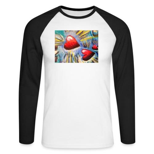 IMG_2493-JPG - Men's Long Sleeve Baseball T-Shirt
