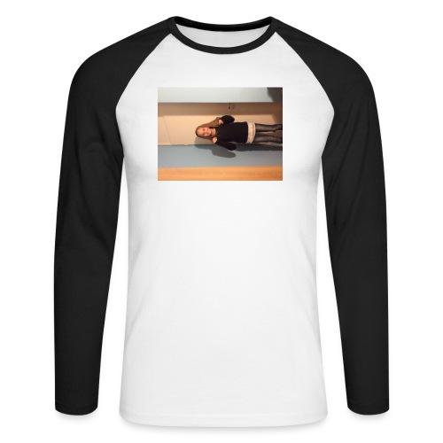 IMG_1686 - Men's Long Sleeve Baseball T-Shirt