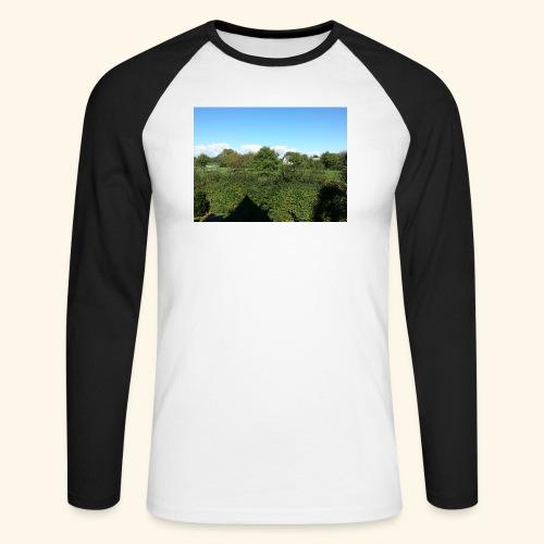 Jolie temps ensoleillé - T-shirt baseball manches longues Homme