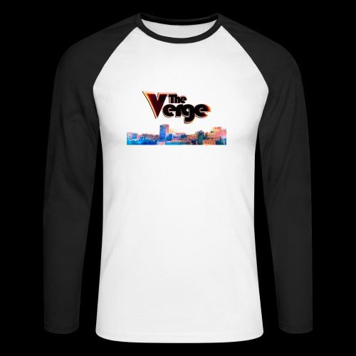 The Verge Gob. - T-shirt baseball manches longues Homme