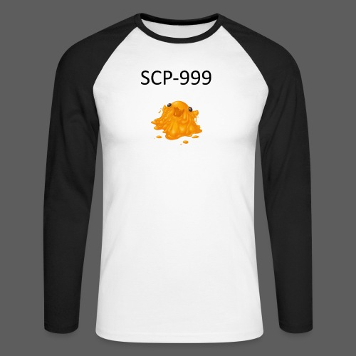 scp-999 - T-shirt baseball manches longues Homme