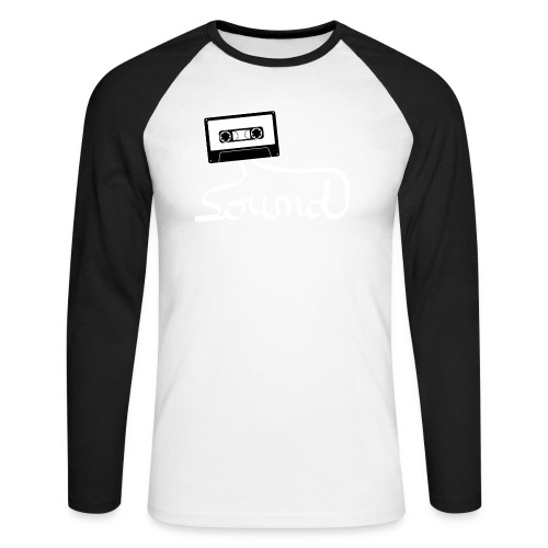 camiseta_Sound-png - Raglán manga larga hombre
