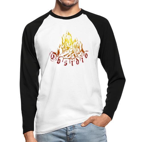 Obsidio Feuer - Männer Baseballshirt langarm