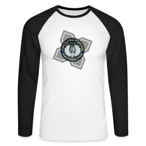 TFS Badge Camo - T-shirt baseball manches longues Homme
