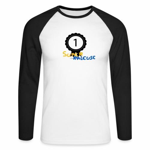 super râleuse - T-shirt baseball manches longues Homme