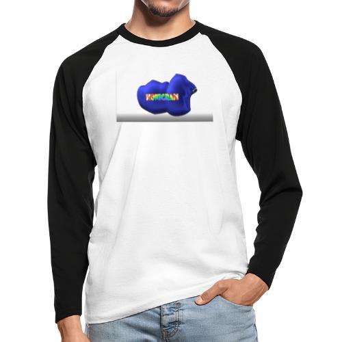 Unbenannt - Männer Baseballshirt langarm