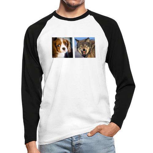 Krav Maga Will Transform You - Men's Long Sleeve Baseball T-Shirt