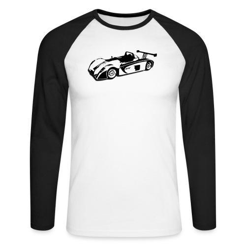 Westfield Race - Men's Long Sleeve Baseball T-Shirt
