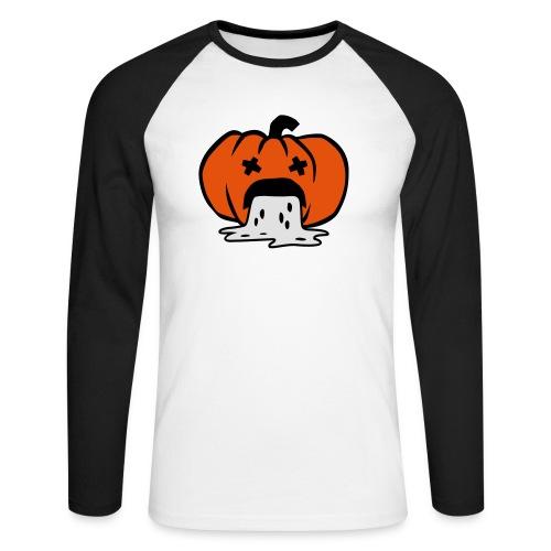 Halloween - Männer Baseballshirt langarm