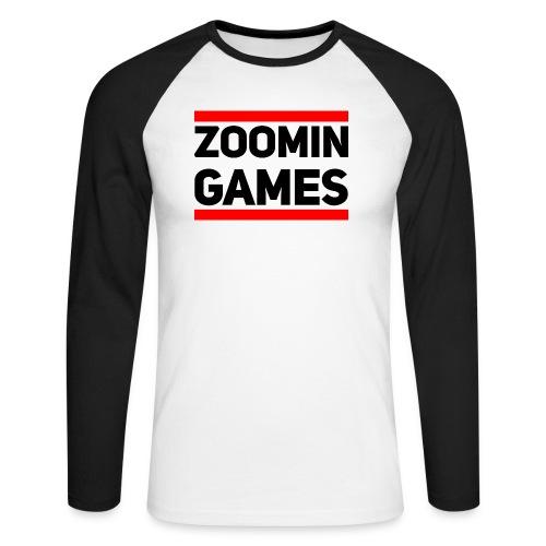 9815 2CRUN ZG - Men's Long Sleeve Baseball T-Shirt
