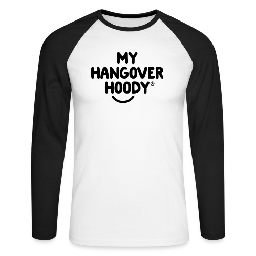 The Original My Hangover Hoody® - Men's Long Sleeve Baseball T-Shirt