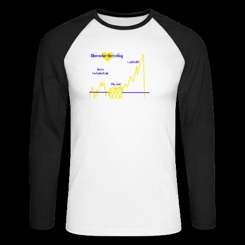 Herschlag Schuetzen - Männer Baseballshirt langarm