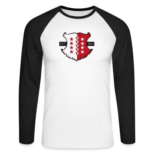 Valais est. 1815 - Männer Baseballshirt langarm