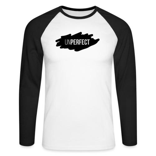 UNPERFECT LOGO 2 - Männer Baseballshirt langarm