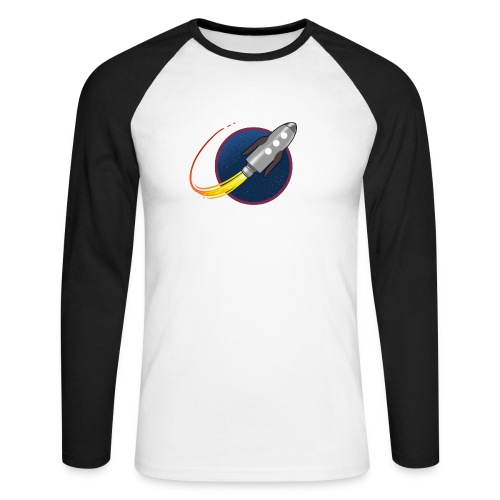 GP Rocket - Men's Long Sleeve Baseball T-Shirt