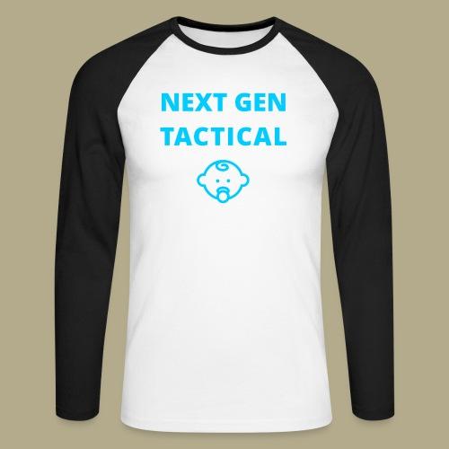 Tactical Baby Boy - Mannen baseballshirt lange mouw