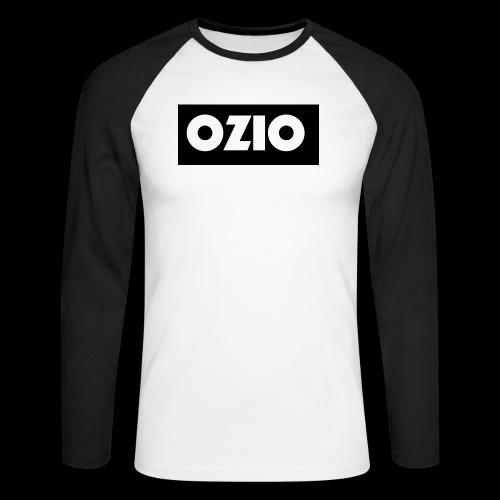 Ozio's Products - Men's Long Sleeve Baseball T-Shirt