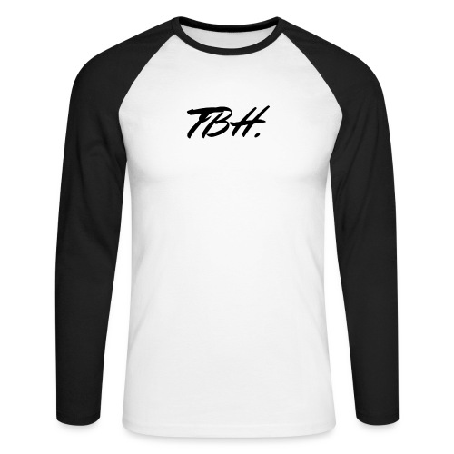 TBH - T-shirt baseball manches longues Homme