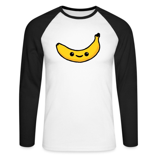 Alles Banane! - Männer Baseballshirt langarm