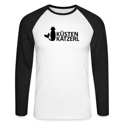 Küstenkatzerl - Männer Baseballshirt langarm
