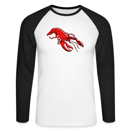 Lobster - Men's Long Sleeve Baseball T-Shirt