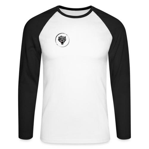 T-Shirt | Männer Shirt/ Heavy and fit - Männer Baseballshirt langarm