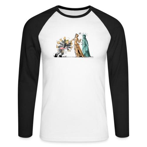 I Got This - Men's Long Sleeve Baseball T-Shirt