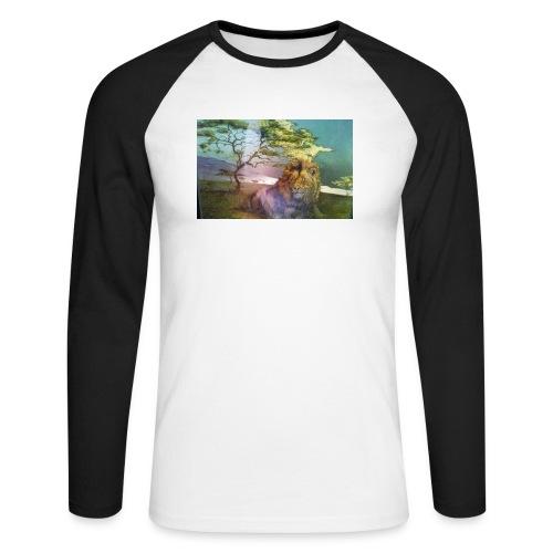 lOeWEIMG 20180818 140511 - Männer Baseballshirt langarm