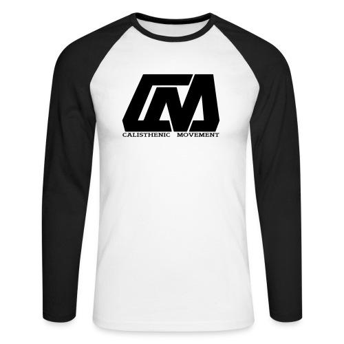 Calisthenic Movement - Männer Baseballshirt langarm