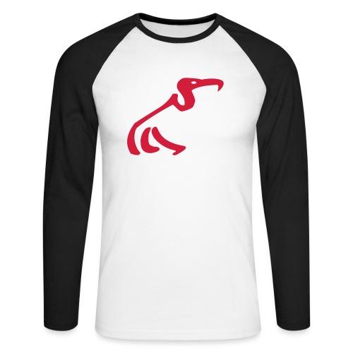 mwt - Männer Baseballshirt langarm